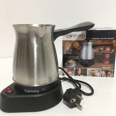 Кофеварка Турка для кофе электрическая электрокофеварка электротурка