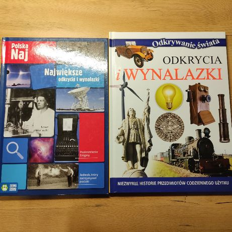 Encyklopedie o odkryciach i wynalazkach