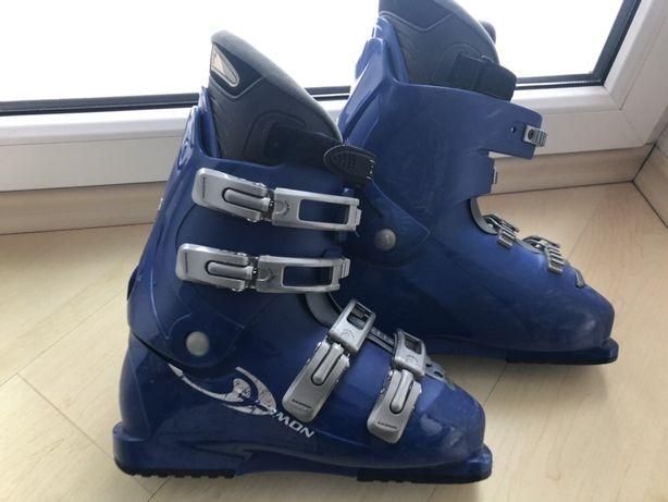 Buty narciarskie SALOMON Sensifit niebieskie rozmiar 27,5