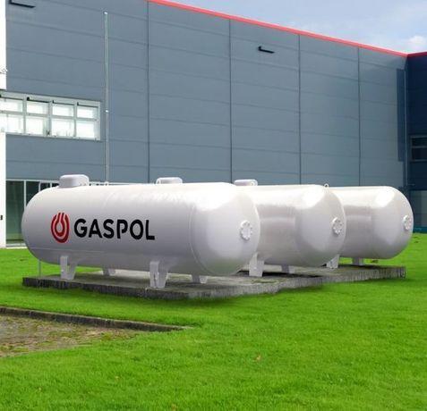 Zbiornik LPG do firmy - do ogrzewania biura, hali lub magazynu