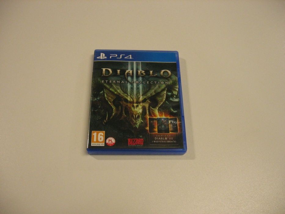 Diablo III Eternal Collection - GRA Ps4 - Opole 1101 Opole - image 1
