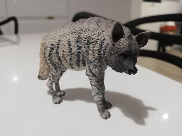 Hiena pręgowana - figurka