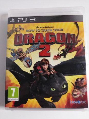 How to Train Your Dragon 2 - Jak Wytresować Smoka - PS3 - tania wysyłk