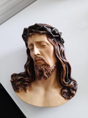 Arte sacra,rosto de jesus