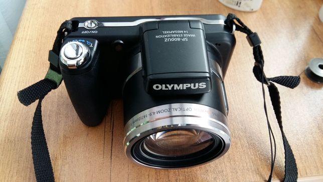 Продам фотокамеру olympus sp-800uz