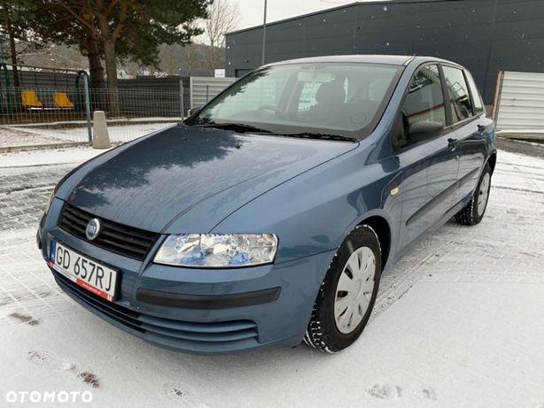 Fiat Stilo Zarejestrowany 1,6 benzyna 103 KM 5 Drrzwi Klima