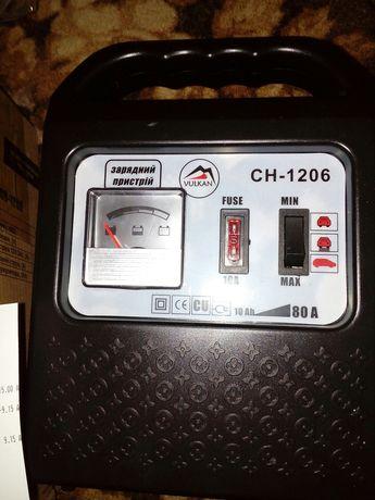 Зарядний пристрій Vulkan CH -1206