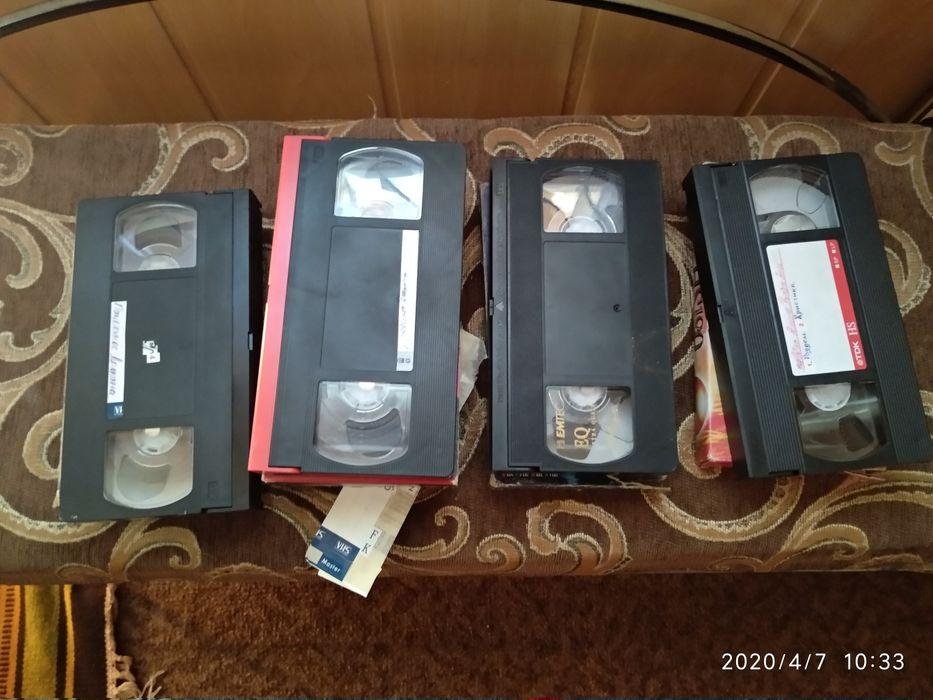 Продам відеокасети Долгий Войнилов - изображение 1