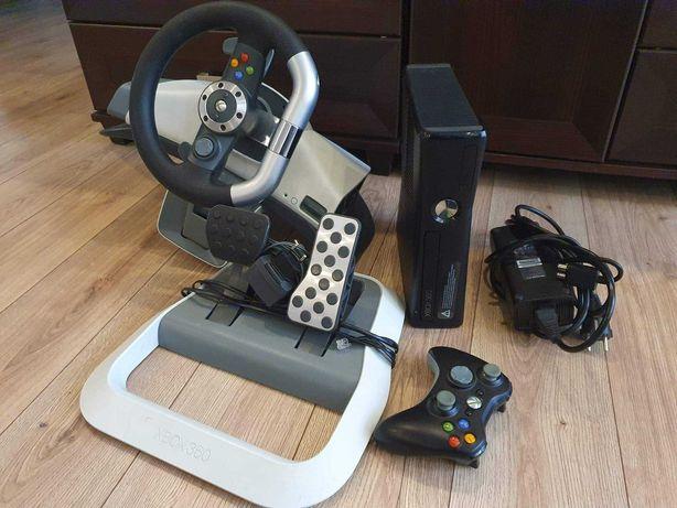 Xbox 360 pad kierownica gry