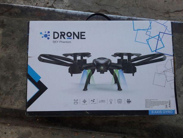 Квадрокоптер drone sky phantom