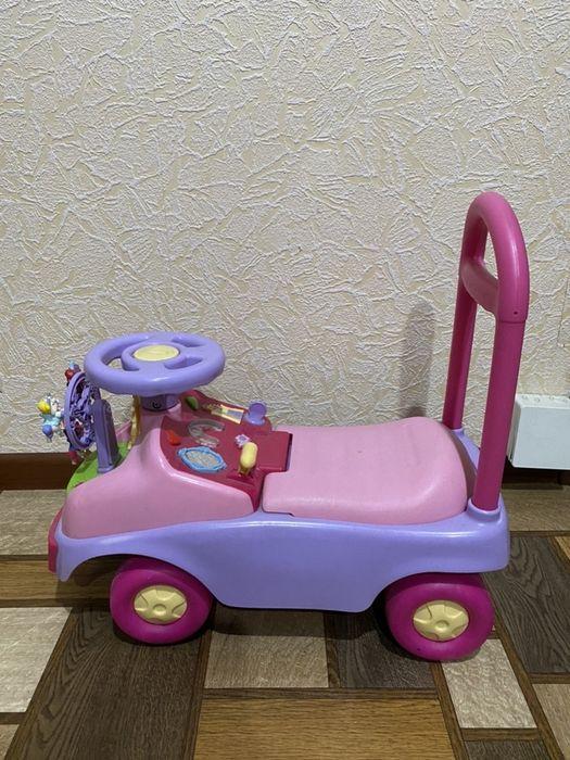 Машинка детская для девочки от1 до 3 Винница - изображение 1