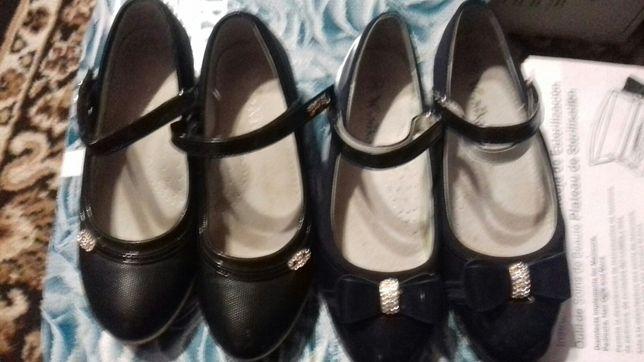 Взуття на дівчинку 32-36 розмір