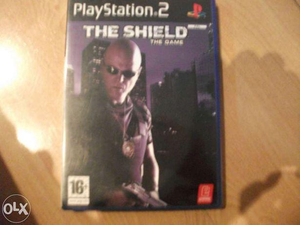 Jogo play station 2 the shield