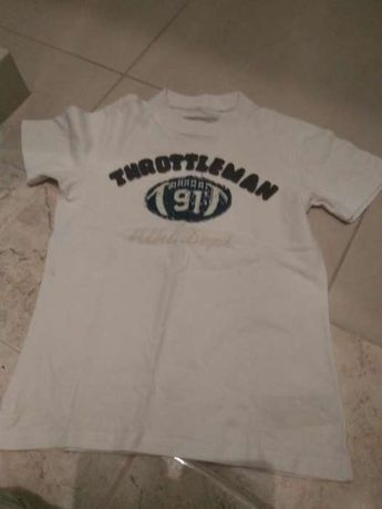 T-shirt Throttleman 6 anos