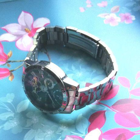 Zegarek męski Minoir na bransolecie