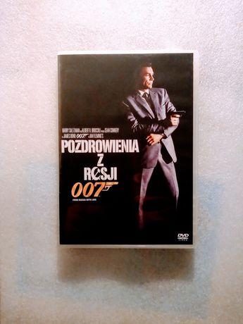 007 Bond - Pozdrowienia z Rosji [DVD]
