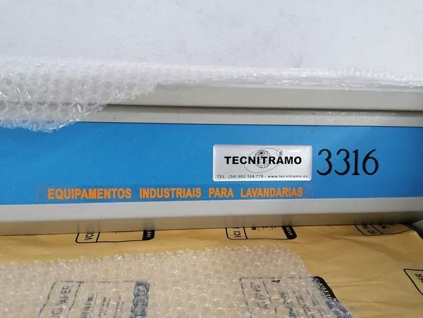 Calandra gás 1600 lavandaria industriais e comerciais