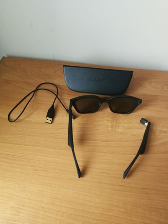 Okulary słuchawki bose