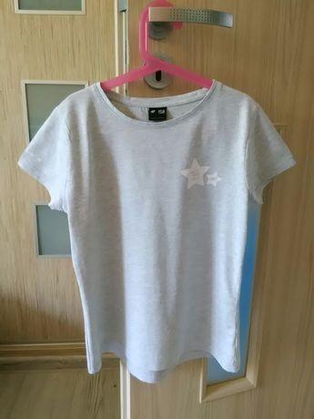 T-shirt dziewczęcy 4F Roz 158 Bardzo Polecam
