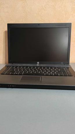 Ноутбук HP 620 монитор PnP
