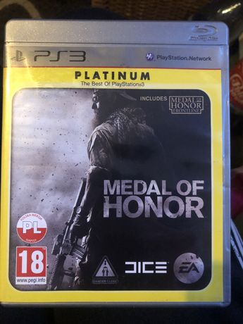 Medal of honor na ps3