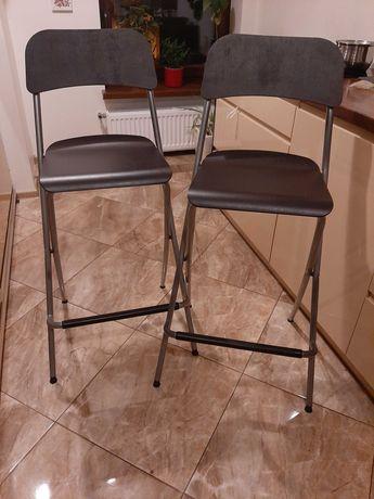 Wysokie Krzesła barowe/ do wyspy IKEA