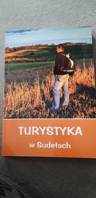 """Książka """"Turystyka w Sudetach"""""""