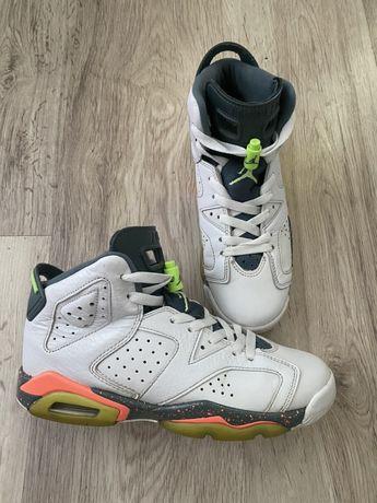 Кроссовки Nike Джордан Jordan 6 retro оригинал.