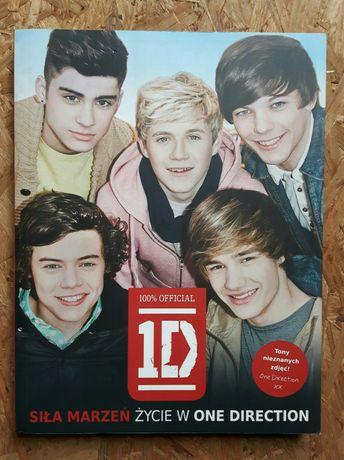 Książka Siła Marzeń Życie w One Direction