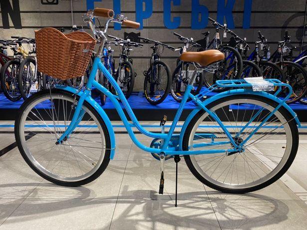 Новый велосипед для города DOROZHNIK OBSIDIAN 2021 в трёх цветах