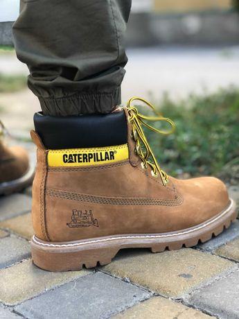 Зимние ботинки Caterpillar Colorado оригинал CAT, Timberland