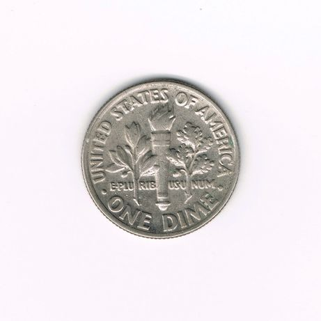 Moneta USA - 1 dime - 1989 rok