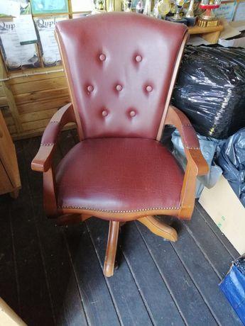 Fotel Biurowy Obracany