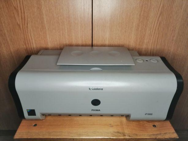 Принтер цветной Canon PIXMA iP1000