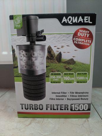 Aquael Turbo filter 1500 NOWY