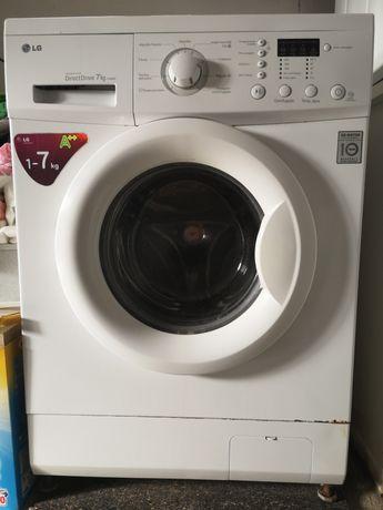 Máquina de Lavar roupa LG 7kg Direct Drive
