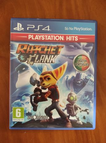 Jogos PS4 Ratchet & Clanck