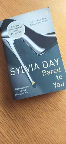 Książka w języku angielskim Bared to You- Sylvia Day