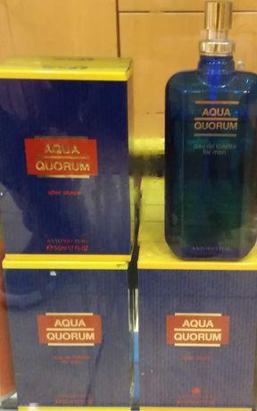 perfume homem vintage aqua quorum formula antiga de puig 50 ml