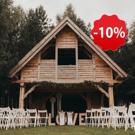 Odstąpie termin wesela 11.09.21 - styl rustykalny, pomorskie