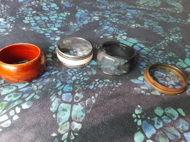 Conjunto 5 pulseiras