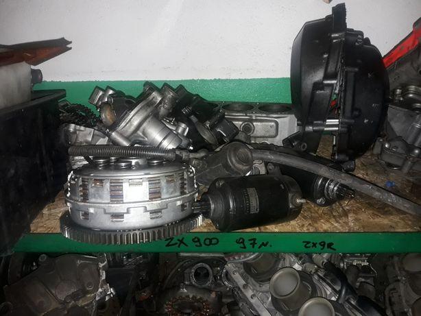 Kawasaki 97r zxr900 zx900 900 zx9 zx9r części