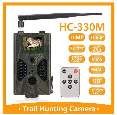camera de caça hc 330m