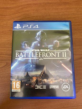 Jogo Battlefront II ps4