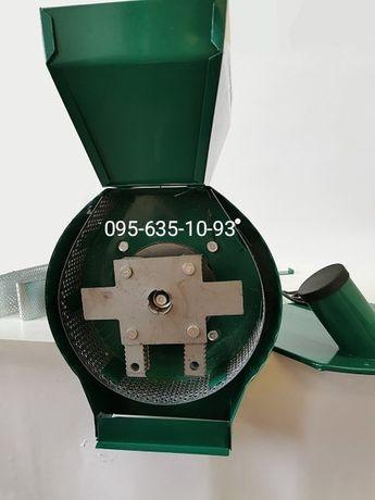 Зернодробилка DONNY-3000 (3.0кВт)(Для переработки пшеницы, ячменя