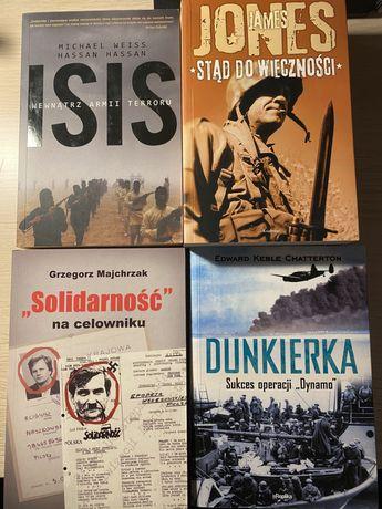 Książki historyczne/biografie