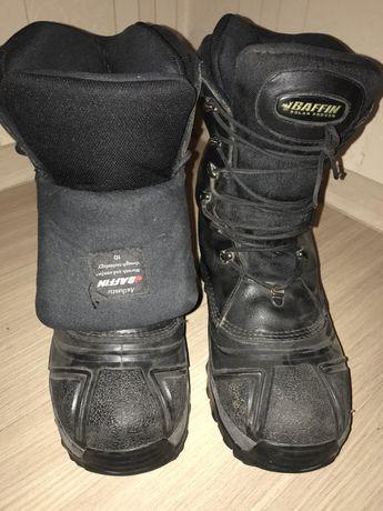 Зимнии мужские ботинки Baffin