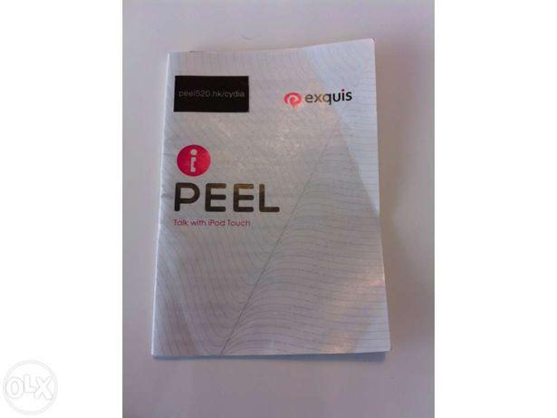 Peel520 Para Ipod - novo