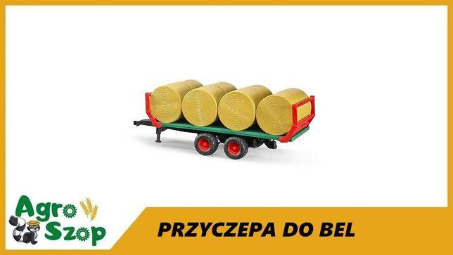 Przyczepa do transportu siana BRUDER 02220