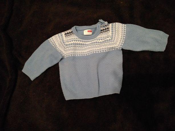 Sweterek niemowlęcy rozm. 62